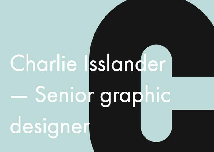 Charlie Isslander